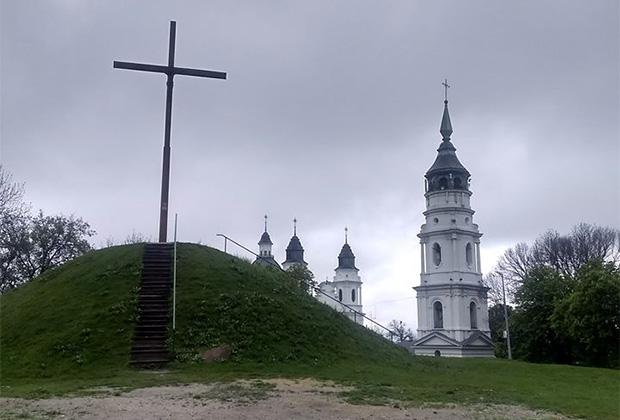 Польский город Хелм
