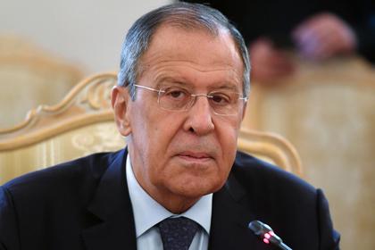 Лавров назвал условие уплаты взносов в Совет Европы