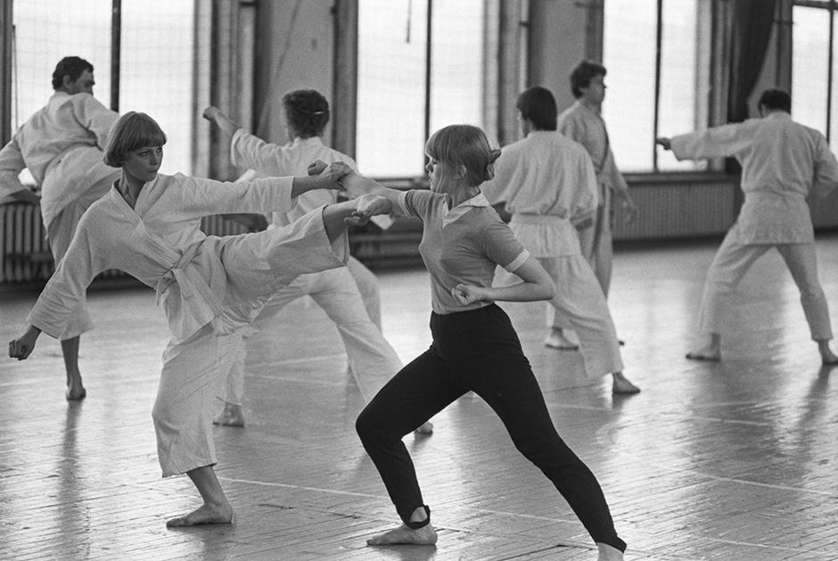 Тренировка в Белоруссии