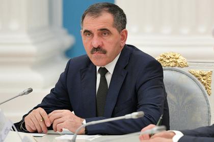 Евкуров опроверг связь между своей отставкой и протестами в Ингушетии