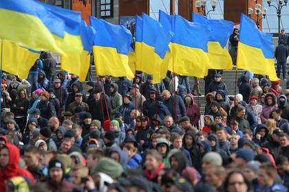 Стала известна доля желающих диалога с Россией украинцев