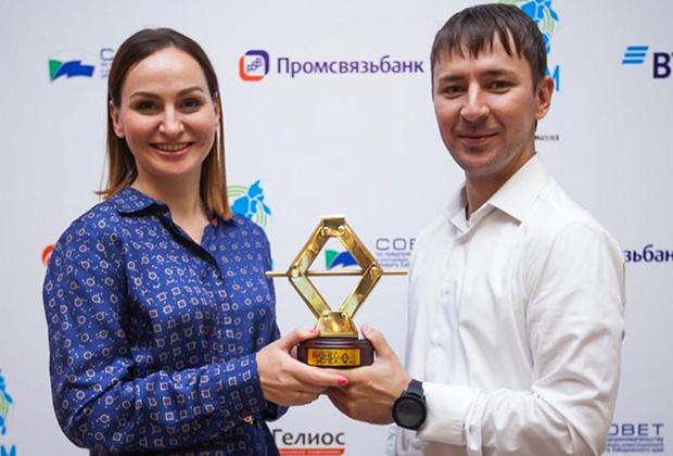 Мария и Евгений Масловы