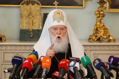 Раскол украинской церкви объяснили влиянием российской пропаганды