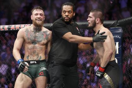 Глава UFC порассуждал о рисках присутствия Макгрегора на поединке Нурмагомедова