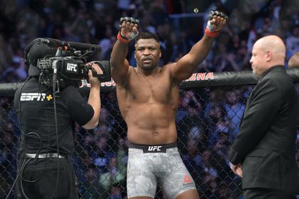 Во Франции снимут запрет на MMA