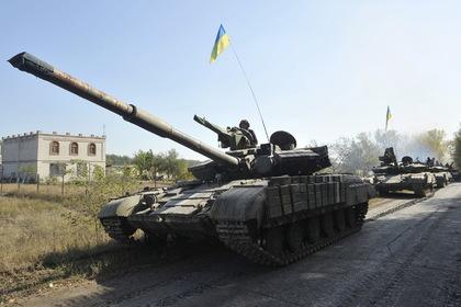 В ЛНР заявили об отступлении Украины с позиций в Донбассе
