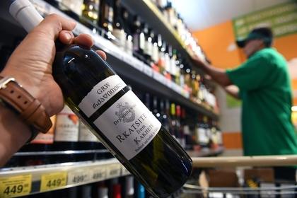 В России приготовились запретить грузинское вино