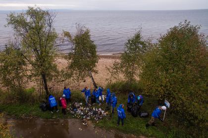 Вода в Байкале оказалась токсичной
