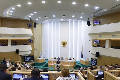 Совфед одобрил закон о приостановлении ракетного договора