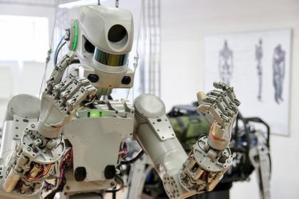 У не пролезающего на «Союз» робота «Федора» нашли проблемы
