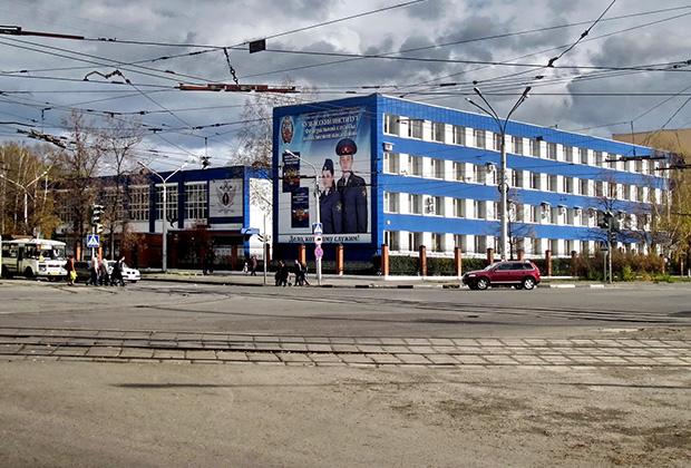 Кузбасский институт ФСИН