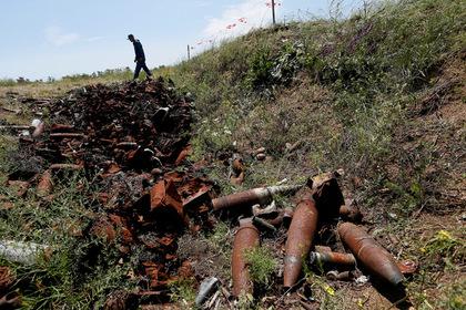 Украина подтвердила отвод войск в Донбассе