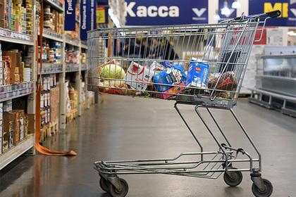 Россия опередила Европу по росту цен на продукты
