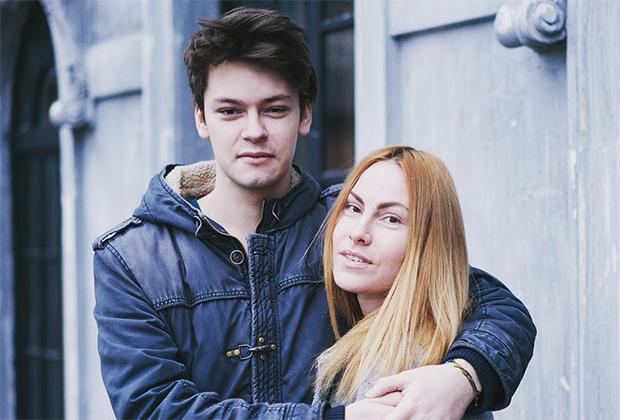 Михаил Родионов и Юлия Нагорная