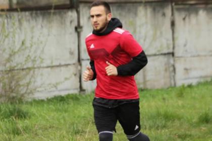 Устроивший антироссийскую акцию футболист рассказал о жизни без зарплаты