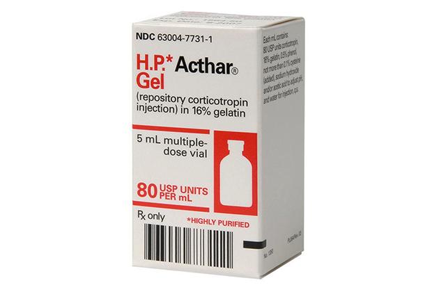 Упаковка Acthar