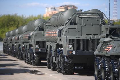 Россия назвала сроки завершения поставок С-400 в Турцию