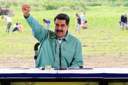 Мадуро заявил о поимке всех участников новой попытки переворота