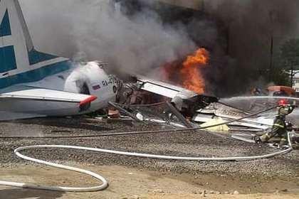 Возросло число пострадавших в результате катастрофы Ан-24