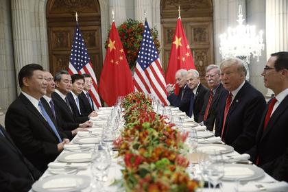 США и Китай прервут торговую войну
