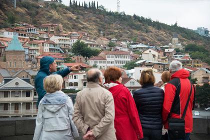 Назван ущерб экономике Грузии от потери туристов из России