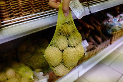 Российский супермаркет начал продавать продукты в рассрочку