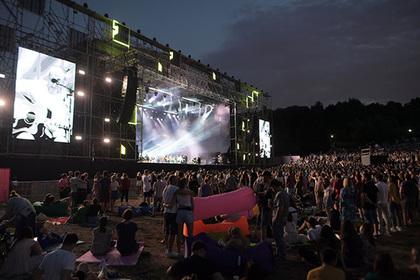 Фестиваль «Усадьба Jazz» собрал 45 тысяч гостей