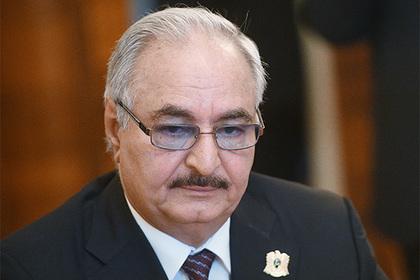 В России усомнились в мирных намерениях Хафтара