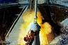 Пуск сверхтяжелой ракеты «Сатурн-5» с миссией Apollo 11 состоялся 16 июля 1969 года с площадки №39 Космического центра Кеннеди (штат Флорида).
