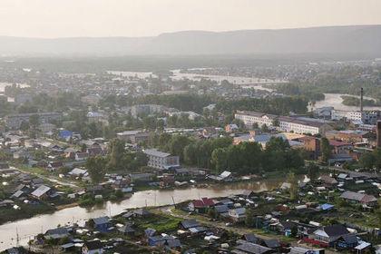 Главную федеральную трассу в Иркутской области перекрыли из-за паводка