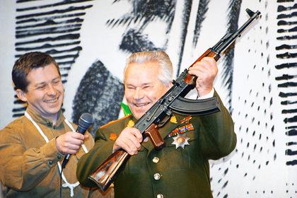 Рассекречены документы о создании автомата Калашникова