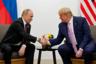 Трамп назвал Путина прекрасным парнем: Политика: Мир: Lenta.ru