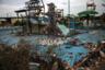 Маракайбо выглядит заброшенным и опустошенным, он напомнил фотографу города, разрушенные войной или стихийными бедствиями.