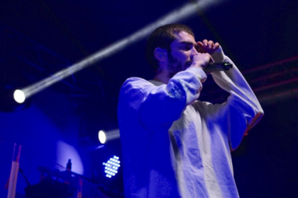 Концерт рэпера Хаски отменили из-за давки