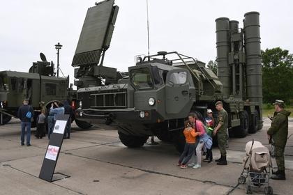 Кремль рассказал о передаче Турции технологий С-400