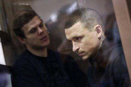 «Ахмат» захотел взять Кокорина и Мамаева на перевоспитание: Футбол: Спорт: Lenta.ru
