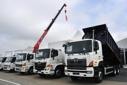В России начнут конфисковывать грузовики за перевес