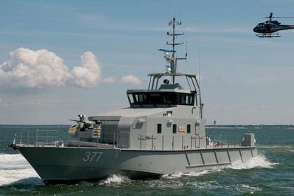 Украина получит от Франции патрульные катера