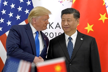 Трамп оценил шансы на новую сделку с Китаем: Политика: Мир: Lenta.ru
