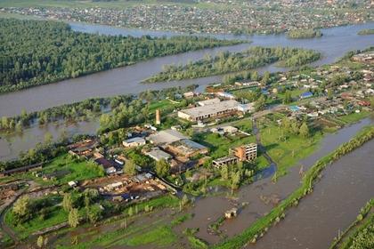 Подсчитан ущерб от наводнения в Иркутской области