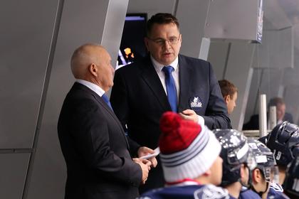 Андрей Назаров (справа)