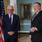 Глава МИД Польши Яцек Чапутович и госсекретарь США Майк Помпео