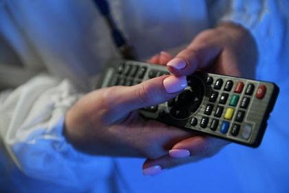 Основным досугом россияне назвали телевизор