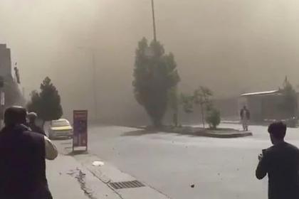 При теракте в Кабуле пострадали десятки людей