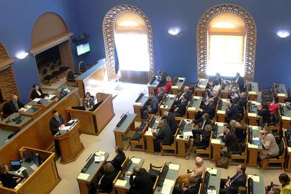 В Эстонии решили порвать с Советом Европы: Прибалтика: Бывший СССР: Lenta.ru