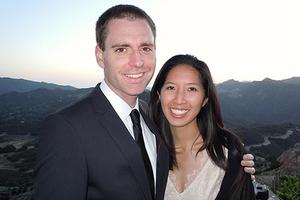 Тристан Бодет и Эрика Ву, 2013 год