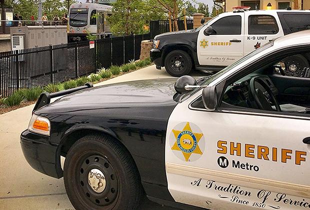 Полиция округа Лос-Анджелес