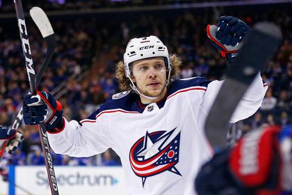 Панарин стал самым высокооплачиваемым россиянином в истории НХЛ: Хоккей: Спорт: Lenta.ru