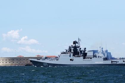 Российские фрегаты оснастят уникальными беспилотниками