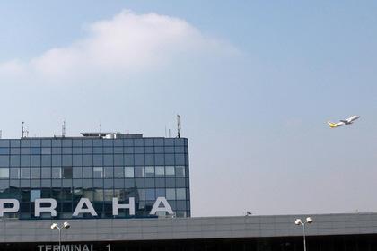 Чехию обвинили в нарушении соглашения о воздушном сообщении с Россией